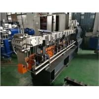 Automatic Paper Tube Making Machine Plastic Extrusion Equipment Single / Twin Screw Manufactures