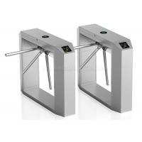 Full Automatic Tripod Turnstile Gate, Security Turnstyle Barrier Access Control Manufactures