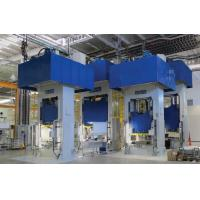 110KW  Hydraulic Power Press Machine , PLC Control Hydraulic Hand Press Machine