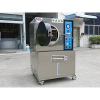 Quality Pressure Aging Test HAST Chamber , Programmable HAST Pressure Cooker test for sale