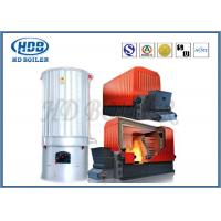 Horizontal Organic Heat Carrier Thermal Oil Boiler Coal Fired ISO9001 Certification Manufactures