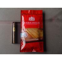 the professional manufacture to make cigar bags/Anti corrosive Humidified Cigar Humidor Bags With Resealable ziplock Manufactures