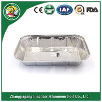Household Aluminum Foil Container For Food  kitchen Packaging Manufactures