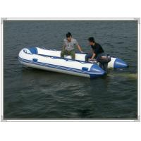 Professional 7 Person PVC Folding Inflatable Boat Inflatable Fishing Dinghy Manufactures