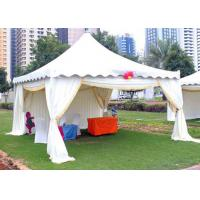 Outdoor Waterproof Pagoda Gazebo Tent With Aluminum Alloy Frame Manufactures