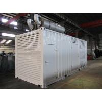 1000KVA Containerized Diesel Generators Cummins KTA38-G5 ISO9001 2008 Manufactures