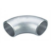 """ISO9001 DN50 Petroleum Chemical 1/8"""" SS304 Pipe Elbow Manufactures"""