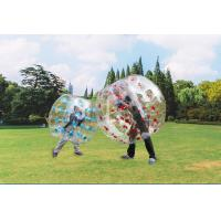 Transparent Human Inflatable Soccer Ball Inflatable Sport Games Funny Bumper Ball Manufactures