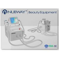 2 pcs Cryolipolysis handle+Lipo laser+Auto vacuum RF roller   For body shaping, slimming,w Manufactures