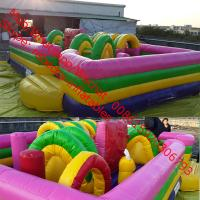 inflatable bouncer trampoline   ,inflatable obstacle course Manufactures