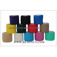 Self - adhesive Stretchable Non Woven Bandage For Medical And Vet Use Manufactures