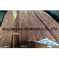 Natural Rosewood Sliced Veneer Santos For Furniture with Crown Cut Manufactures