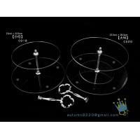 CD (88) pedestal cake stand Manufactures