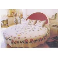 Satin Cotton Hotel Check Bedsheet Manufactures