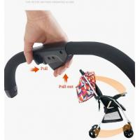 Quality Two Way Push Baby Carriage Stroller Easy To Carry And Pack Aluminum Frame for sale