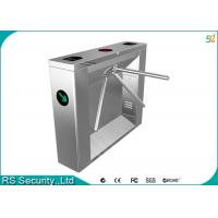 Quality Civilized Access Tripod Turnstile Security Systems Bridge Type Tripod Turnstyle for sale