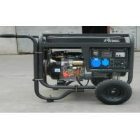 China 6KW 1000w 2000 watt portable generators for home use , gasoline power generator on sale
