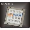 Self service kiosk machine keypad Manufactures