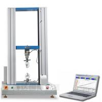 100n - 1000kn Rubber Tensile Strength Testing Equipment With Panasonic Servo Motor Manufactures