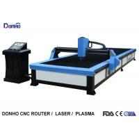 Start Control CNC Plasma Cutting Table , Plasma Cutting Equipment For Stainless Steel Manufactures