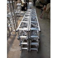 Luxury Bright Gold Color Aluminum Bolt Truss For Indoor Events 0.5m - 4m Manufactures