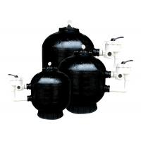 "Side Mount Durable Sand Filter For Inground Pool , Pool Filter System 1.5"" Inch Manufactures"