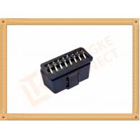 Obd Ii Connector Replacement / PCB Soldered  Car Obd Connector SOM018A Manufactures