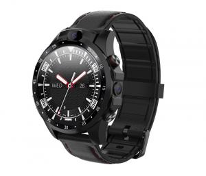 Android 7.1 GPS Navigation MT 6739 4G Smart Phone Watch Manufactures