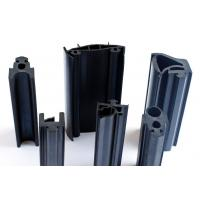 Rail Vehicle Rubber Parts Seal Co-extruded with sponge and steel spine Manufactures