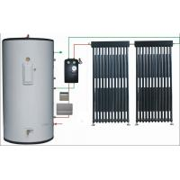 China 200L Split solar hot water heating system with heat pipe vacuum tube solar thermal collectors on sale