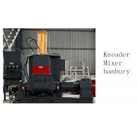 Front / Back Feeding Plastic Rubber Kneader Machine For Mixer Manufactures