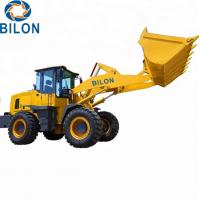 China 3 Ton Front End Wheel Loader ZL936 Cat Wheel Loader With 1.8m3 Bucket Capacity on sale