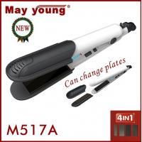 Buy cheap 4 in 1 hair straightener and curling iron M517A from wholesalers