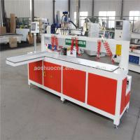 Horizontal Direction Wood Side Drilling Machine 4.5kw With Taiwan Servo Motor Manufactures