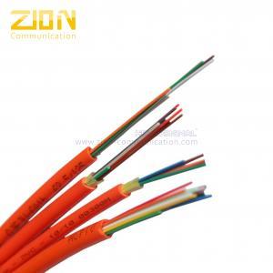 Multi-purpose Distribution Cable GJFJV in LSZH Jacket for Multi Optical Fiber Jumper Manufactures