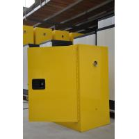 12GAL Flammable Safety Storage Cabinets with Double vents For Industrial Chemical Manufactures