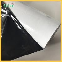Black / White Stainless Steel Self Adhesive Film Surface Protection Film Manufactures