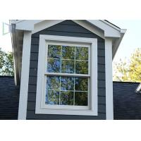 Quality High Acid Resistant Aluminium Vertical Sliding Windows Open Way / Double Hung Window for sale