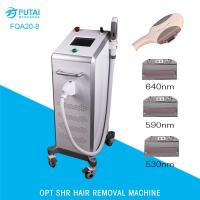 China FQA20-8 Wrinkle rejuvenation hair removal machine in IPL Machine on sale