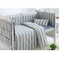 Cuddle Bed Reducer Baby Crib Bedding Sets Durable Design 100% Cotton Manufactures