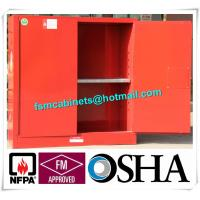 Fireproof Corrosive Chemical Storage Cabinets For Diesel / Engine Oil / Lubricating Oil Manufactures