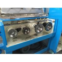 Quality High Reliability Low Power Consumption Horizontal Aluminium Wire Drawing Machine for sale