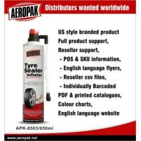 Puncture Seal Instant Emergency Tyre Repair No Corrosion Odorless Manufactures