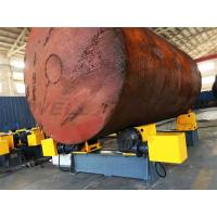 Pipe Welding Roller PU Roller Turning Rolls Bolt - shift Variation Speed 12T Manufactures
