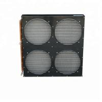 Blast Freezer Room Brass Plate Heat Exchanger Fnh Type For Freon Refrigerating Equipment Manufactures