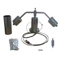 304 Stainless Steel IEC Test Equipment Of Ball Pressure Test With Thermocouple Manufactures
