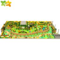 China Commercial Successful Case Kids Soft Play Equipment Kids Indoor Playground on sale