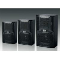"Passive PA Full Range Live Music Sound Systems 15"" For Club DJ Event 1800 W Manufactures"