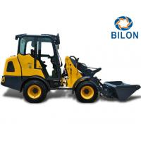 China Small Shove Wheel Loader Machine / Front End Loader With CE 12 Months Warranty on sale