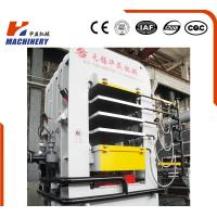 High glossy hydraulic door press machine Manufactures